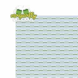 St Patty: Magically Delicious 2 Piece Laser Die Cut Kit