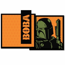 Star Wars: Boba 3 Piece Laser Die Cut Kit