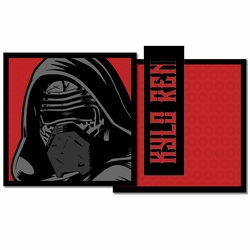 Star Wars: Kylo Ren 3 Piece Laser Die Cut Kit