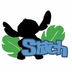 Stitch Laser Die Cut