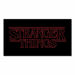 Stranger Things Laser Die Cut