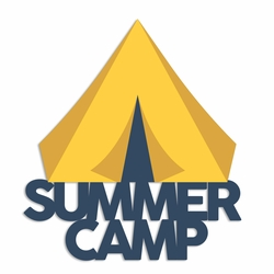 Summer Camp: Summer Camp Laser Die Cut