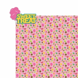 Sweet Treats: Sweet Treat 2 Piece Laser Die Cut Kit