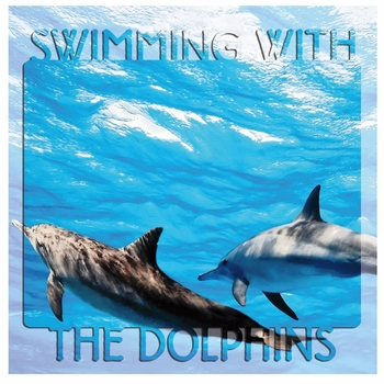 Swimming with the Dolphins 3D 2 Piece Laser Die Cut Kit