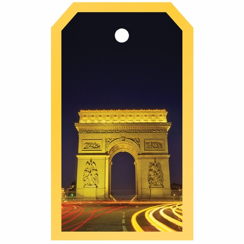 Tag-UR-It Arc de Triomphe Photo Tag