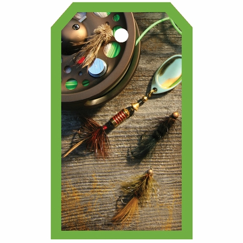 Tag-UR-It Fishing Lure Photo Tag