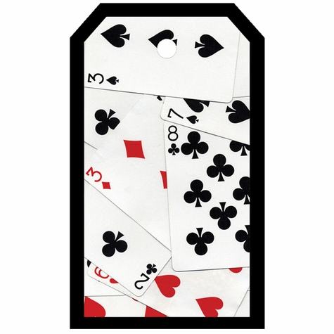 Tag-UR-It Playing Card Photo Tag