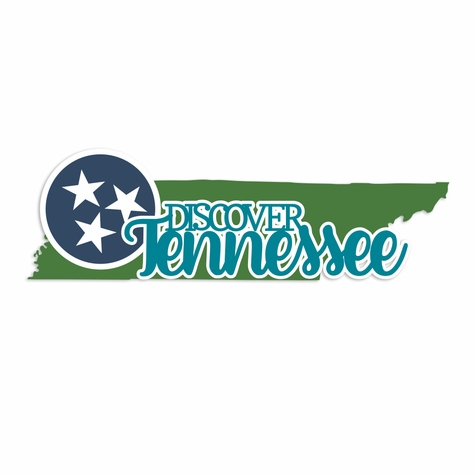 Tennessee: Tennessee Laser Die Cut