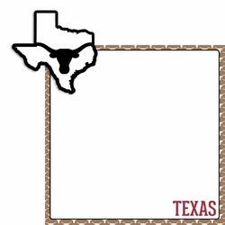 Texas 2 Piece Laser Die Cut Kit