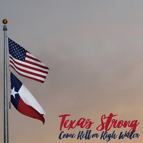 Texas Strong 12 x 12 Paper