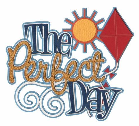 2SYT The Perfect Day Laser Die Cut