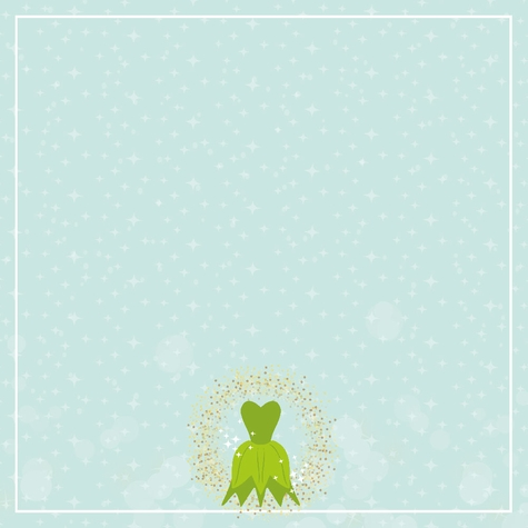 Tink: Tinkerbell 12 x 12 Paper
