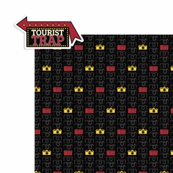 Tourist Trap 2 Piece Print and Cut Kit