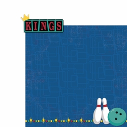 Tourist Trap: Kings 2 Piece Laser Die Cut Kit