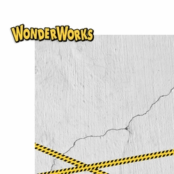 Tourist Trap: WonderWorks 2 Piece Laser Die Cut Kit