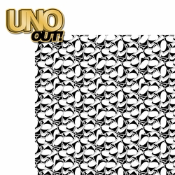UNO: Uno Out 2 Piece Laser Die Cut Kit