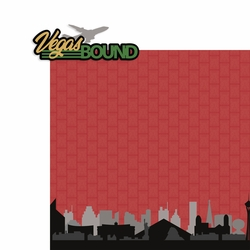 Vegas: Vegas Bound 2 Piece Laser Die Cut Kit