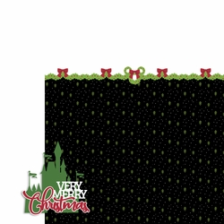 Very Merry: Very Merry 2 Piece Laser Die Cut Kit