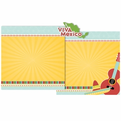 Viva Mexico Double Page Layout Kit