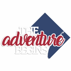 Washington DC: Adventure Laser Die Cut
