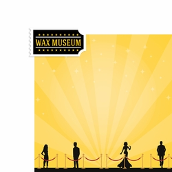 Wax Museum 2 Piece Laser Die Cut Kit