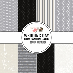 Wedding Day Companion Assorted 12 x 12 Paper Pack