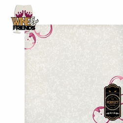 Wine: Wine & Friends 2 Piece Laser Die Cut Kit