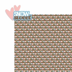 Winter: Snow Sweet 2 Piece Laser Die Cut Kit