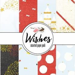 Wishes Assorted 12 x 12 Paper Pack