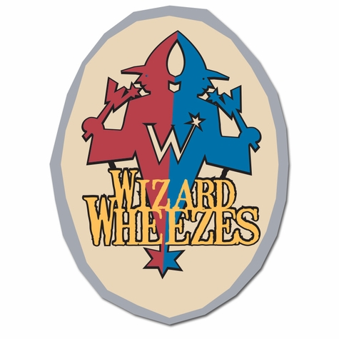 Wizard World London: Wizard Wheezes Laser Die Cut