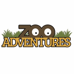 Zoo: Zoo Adventures Laser Die Cut
