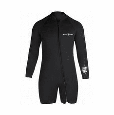 Aqua Lung. 6.5mm Long Sleeve Step In Jacket - Mens - Small