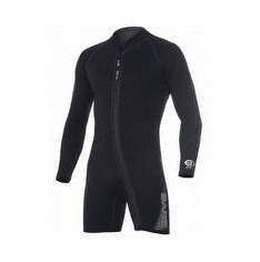 Bare 3mm Sport Step In Wetsuit Jacket - Mens Small