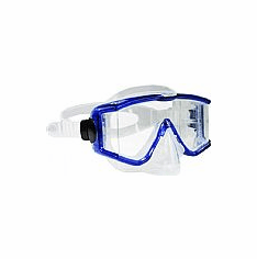 Ocean Quest Arctic Clear High Definition Panoramic Purge Mask