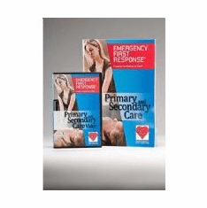 PADI Emergency First Response Primary and Secondary Care (EFR PSC) with DVD