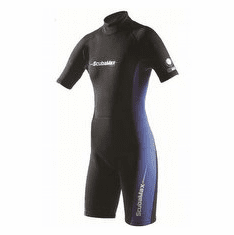 Scubamax 3mm Kids Shorty Wetsuit - Small (5 to 6)