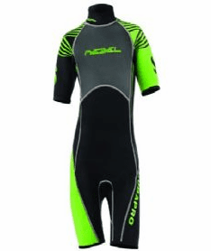 ScubaPro 2mm Youth Rebel Shorty Wetsuit