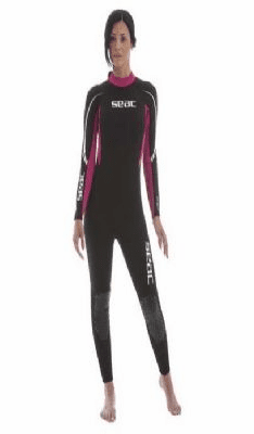 Seac 2.2mm Relax Womens Wetsuit