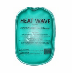 Trident Heat Wave Reusable Hand Warmers and Heat Pack