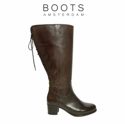 Amble Extra Wide Calf Extra Wide Calf Ladies Boot Espresso Old Bristol