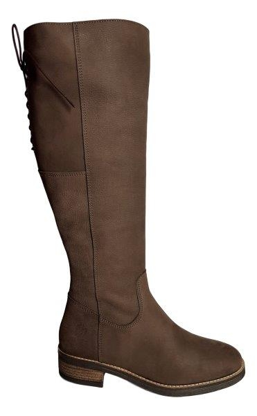 excellent quality purchase cheap big discount Burton Extra Wide Calf Ladies Boot Espresso Grain Nubuck
