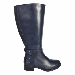 Buxton Extra Wide Calf Extra Wide Calf Ladies Boot Ocean Silk