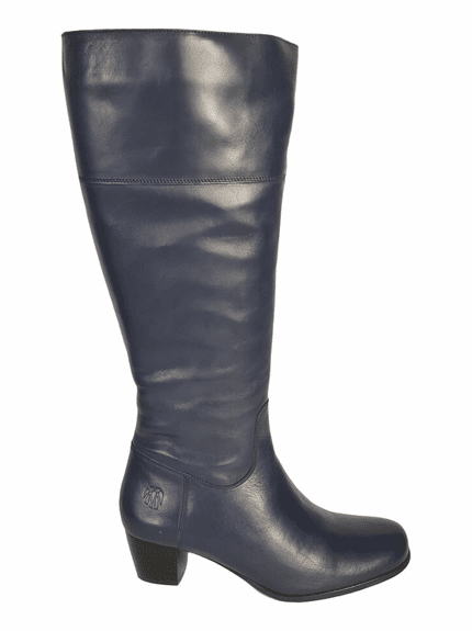Ellon Extra Wide Calf Ladies Boot Ocean Street