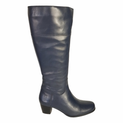 Ellon Super Wide Calf Super Wide Calf Ladies Boot Ocean Street