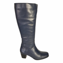Ellon Super Wide Calf Ladies Boot Ocean Street