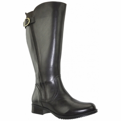 Kempten Extra Wide Calf Ladies Boot Espresso Denver