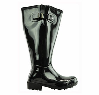 Lily Women's Extra Wide Calf Rain Boot