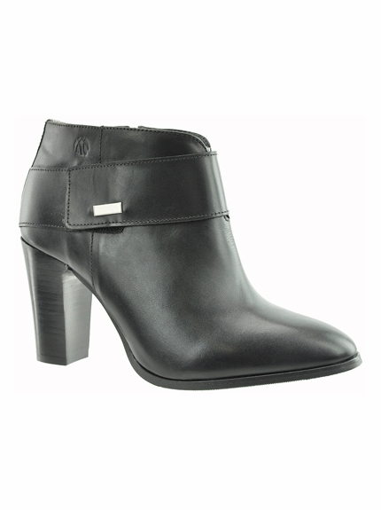 3b095fdca0a Morgan Extra Wide Fit Ankle Bootie - FINAL SALE - Extra Wide Fit ...