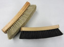 Mini Shoe Shine Brush 5""