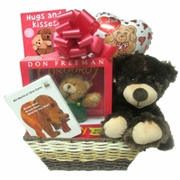 Beary Special Baby Gift Basket